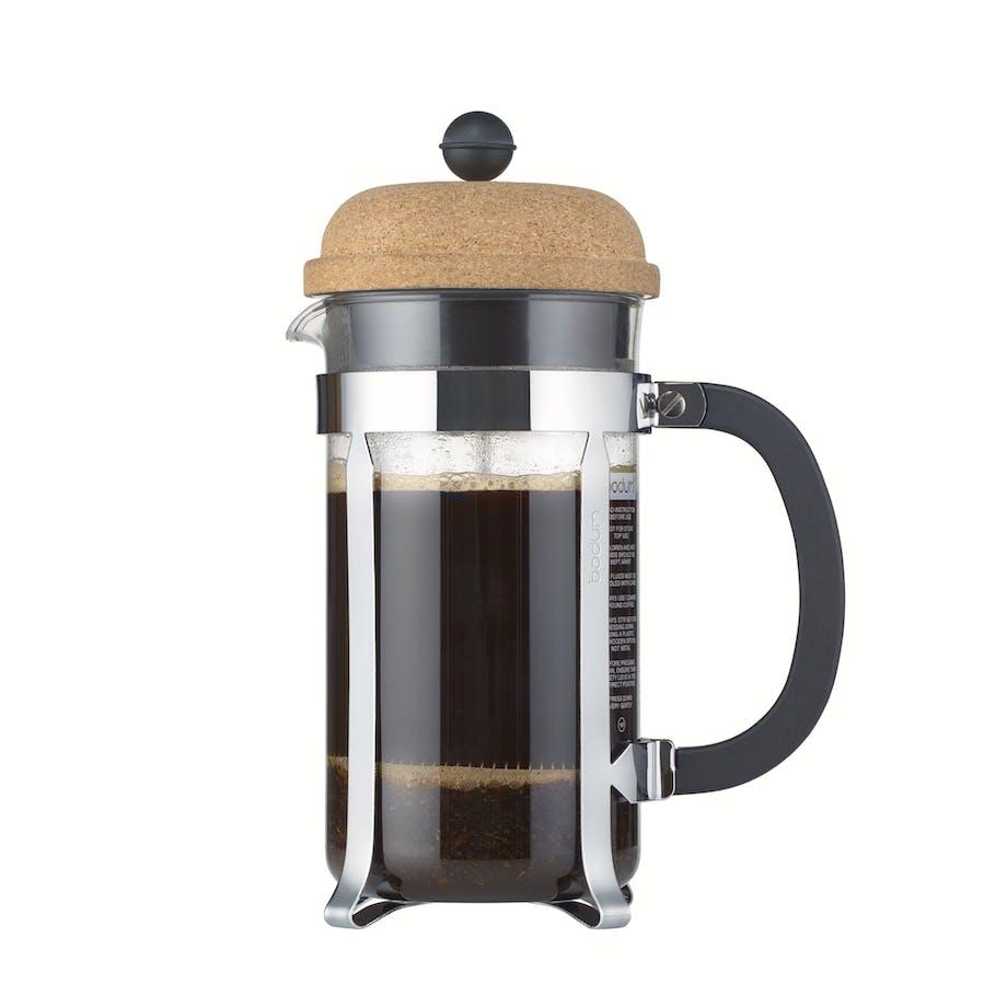 stempelkande kaffebrygger til rigtig kaffe bodum