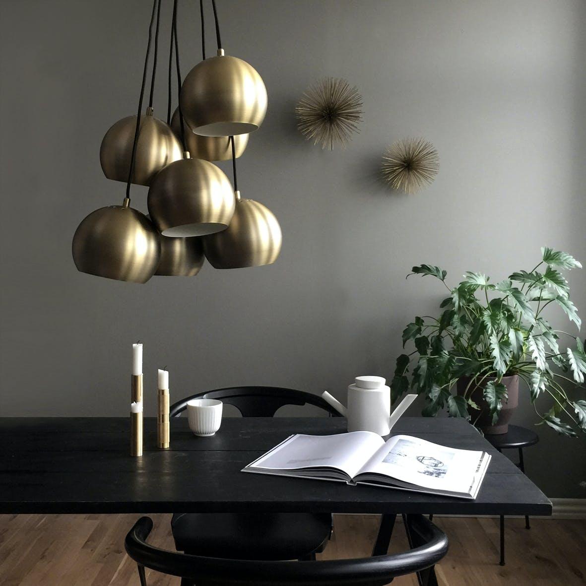 Siden lampen blev lanceret, er der blevet tilføjet flere modeller til Ball-serien, der i dag både omfatter både bordlamper, væglamper, gulvlamper og pendler.