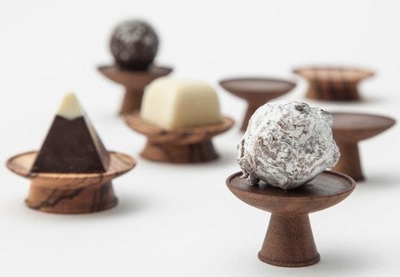 chokolade opsats hjemmelavet chokolade