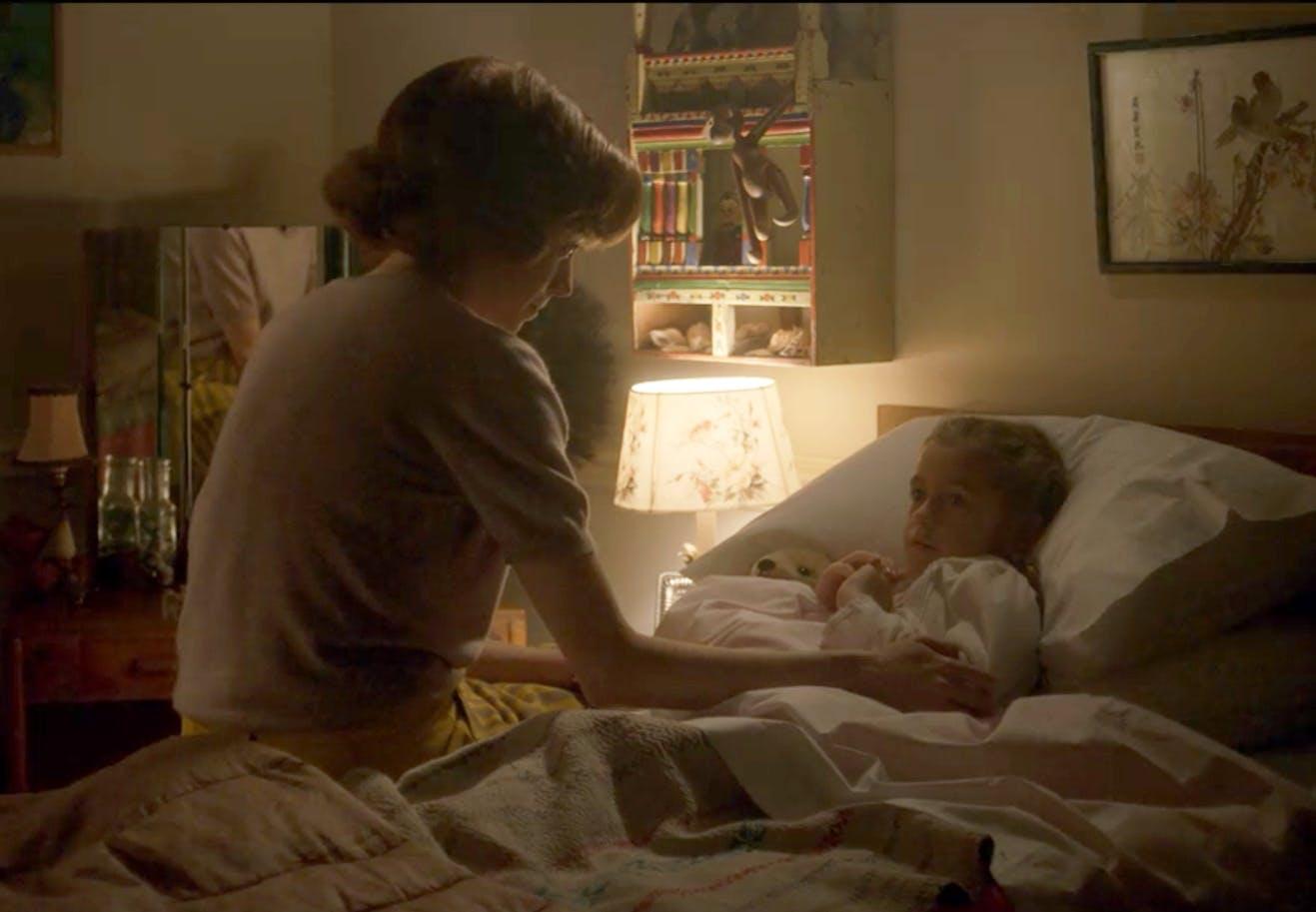 Abe Kay Bojesen dansk design The Crown serie Netflix