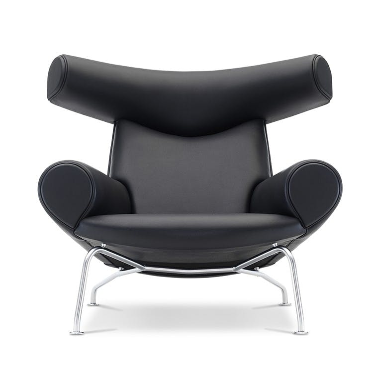 Hans J. Wegner Ox-chair dansk design