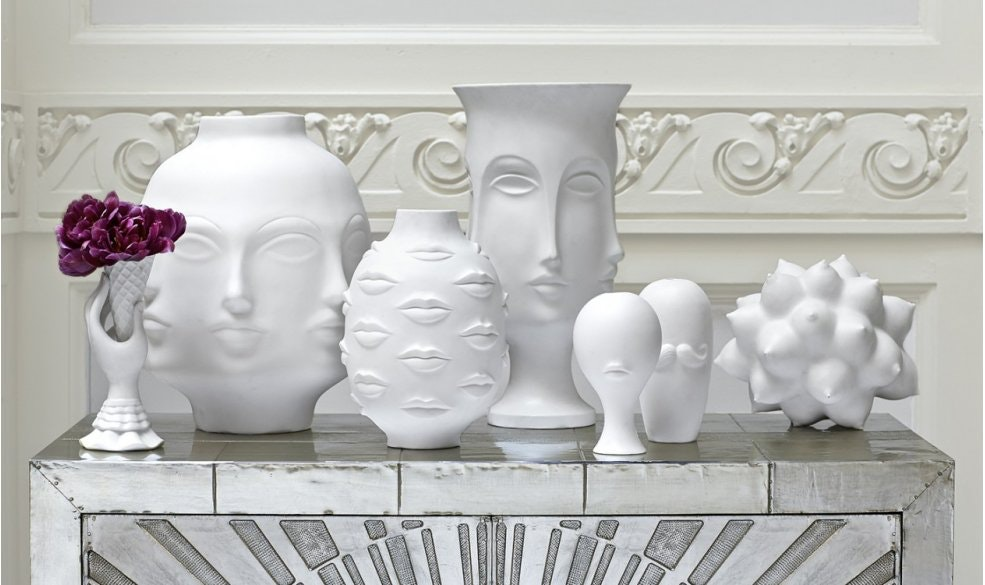 Jonathan Adler Design Keramik The Muse Collection