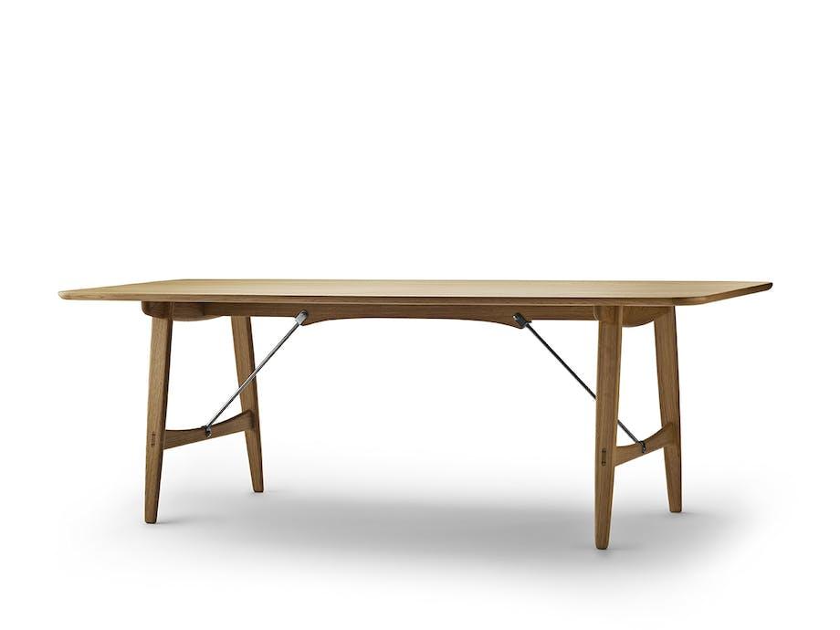 børge mogensen jagtbordet spisebord designklassiker dansk design relancering