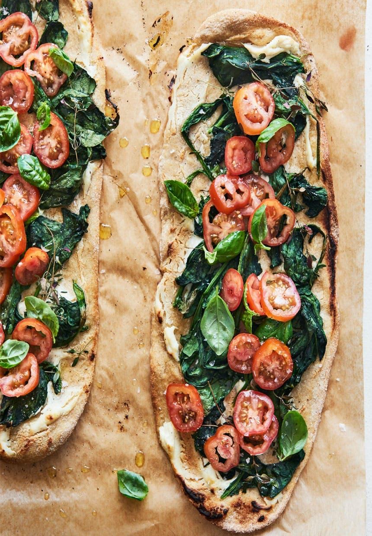 pizza opskrift hjemmelavet pizza pizza med tomat