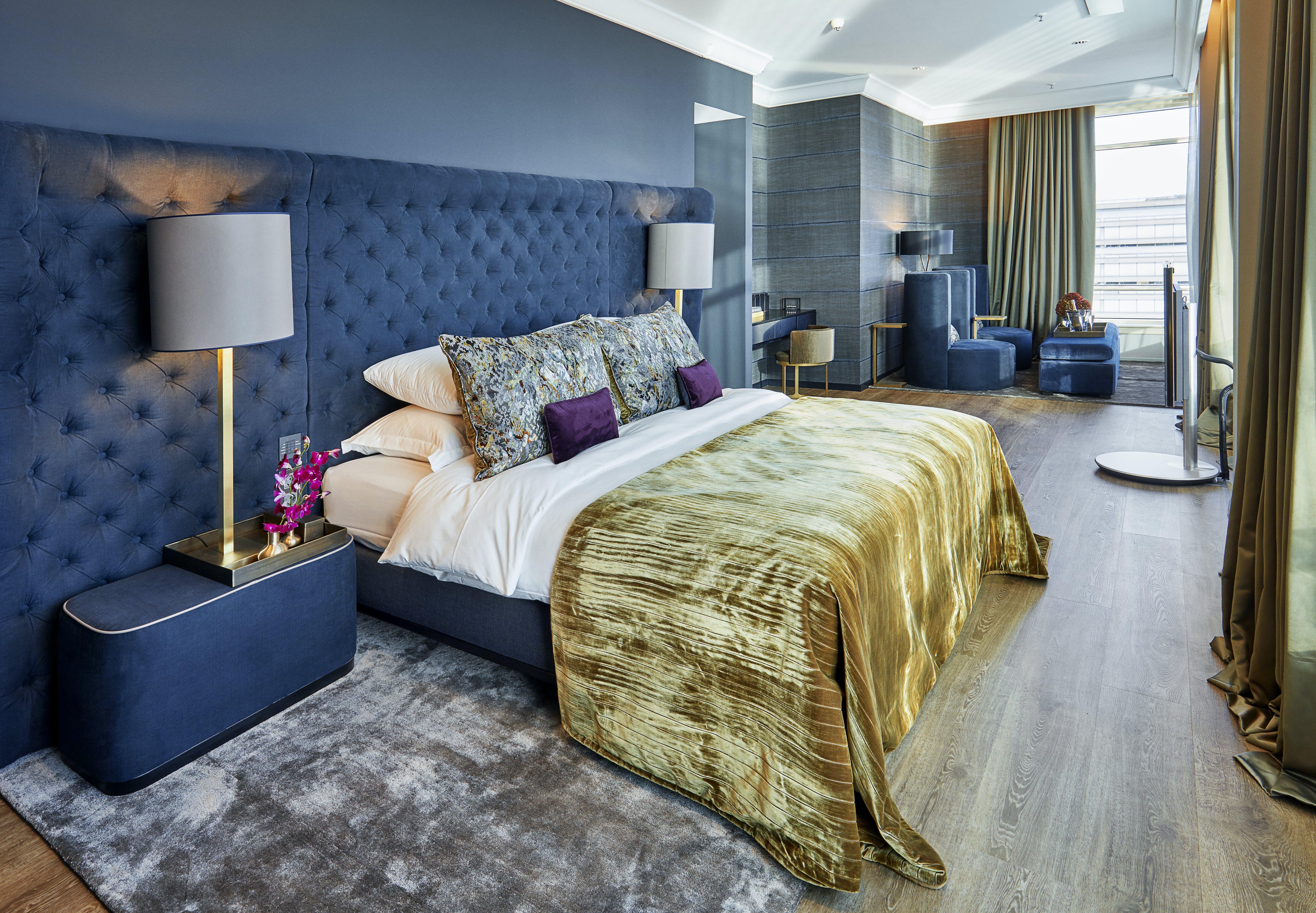 Copenhagen Marriott royal suite københavn