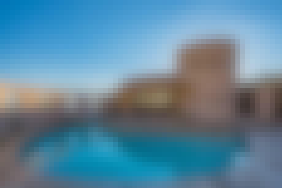frank lloyd wright svømmepøl swimming pool arizona
