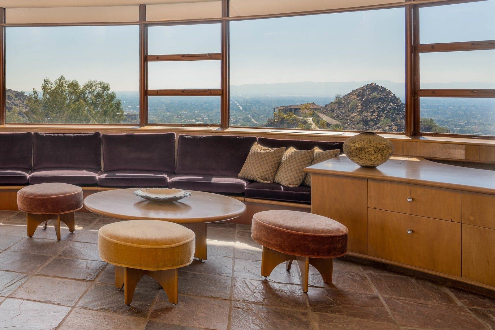 frank Lloyd Wright arizona udsigt