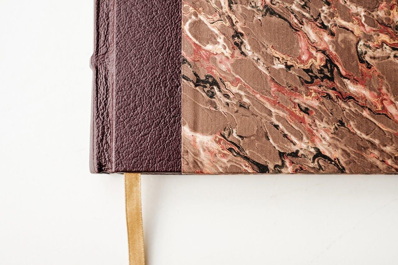 notesbog håndskrift Nordic Notebook