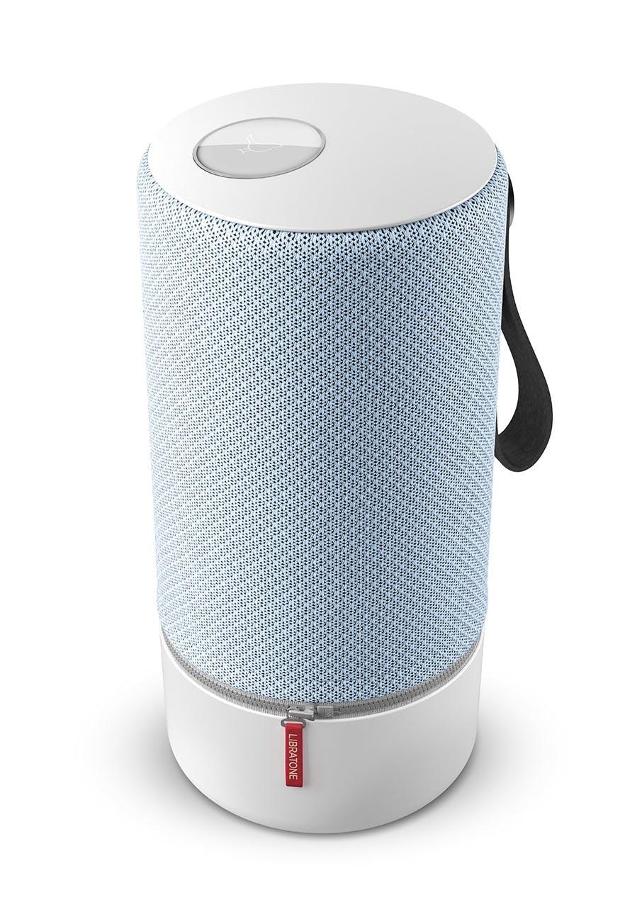 Libratone zipp wireles højttaler trådløs højttaler blå