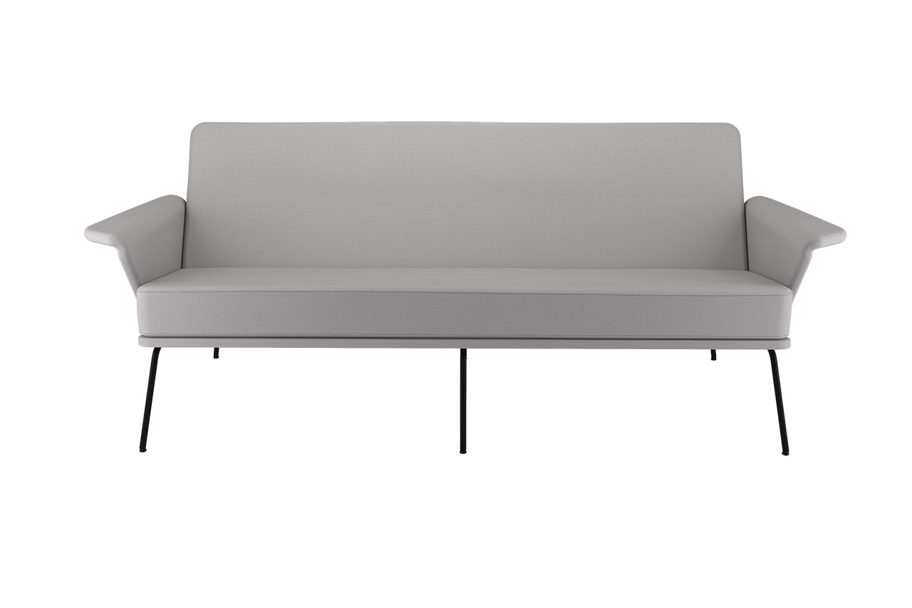 dansk design novel cabinet makers sofa wing