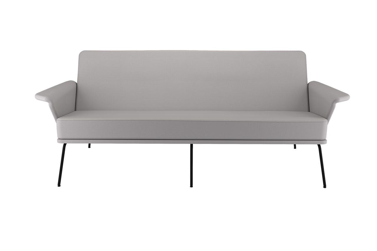 dansk design novel cabinet makers sofa wing