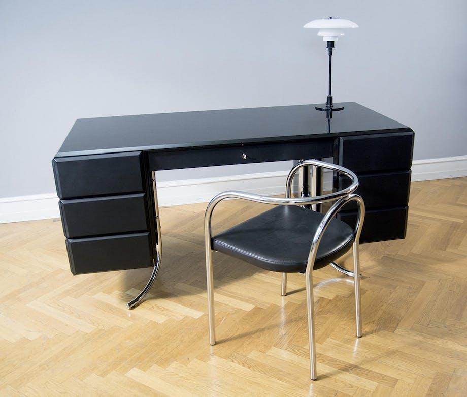 skrivebord ph møbler poul hennningsen