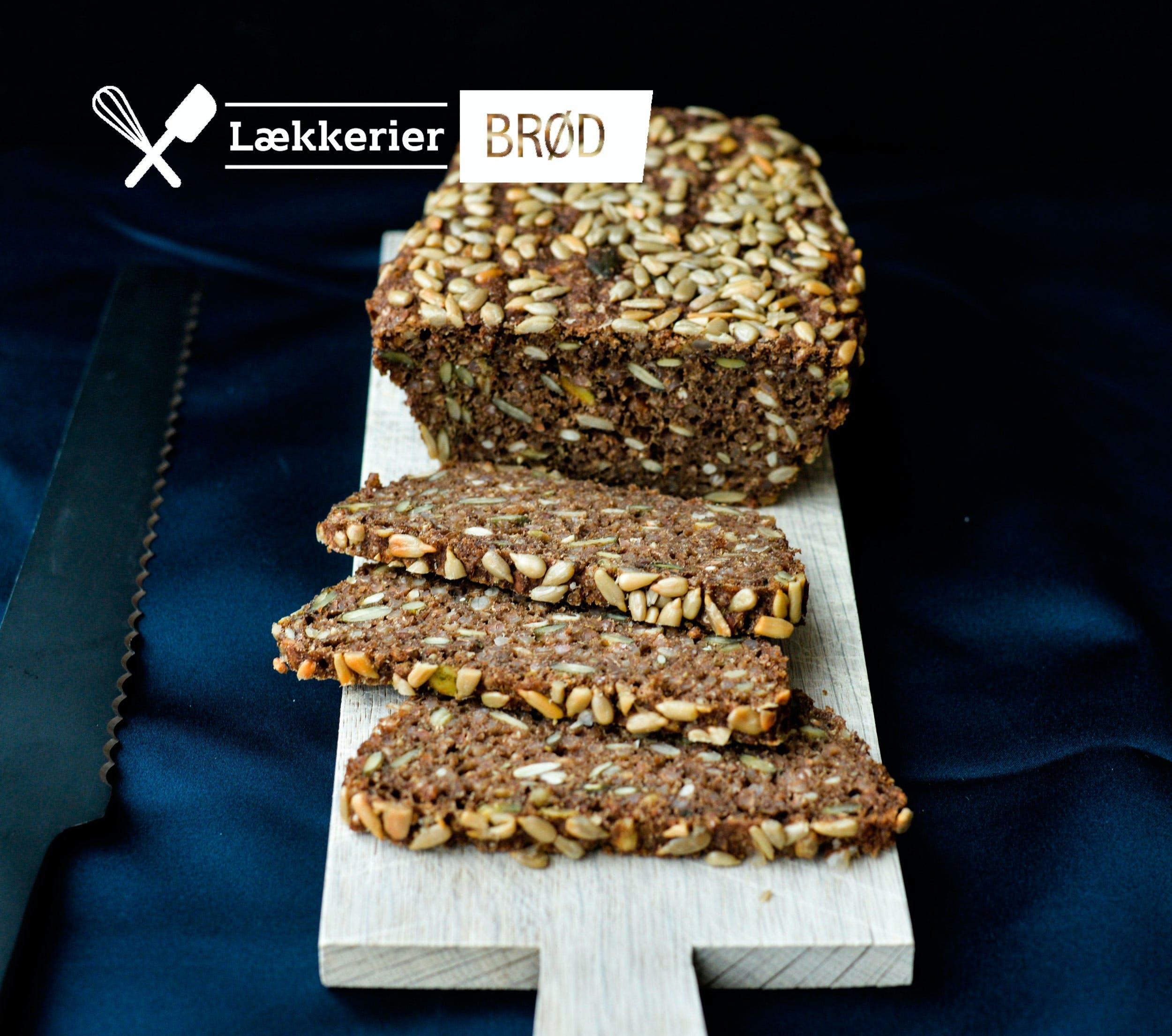 opskrift rugbrød bag jul lulebag brød