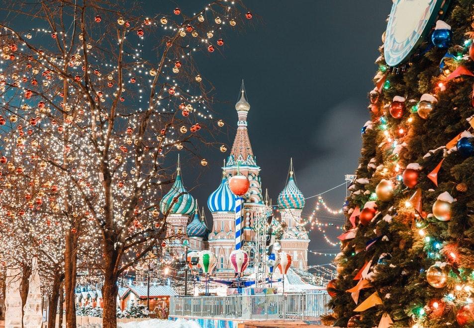 juleferie jule get away jul rejse moskva sne vinter