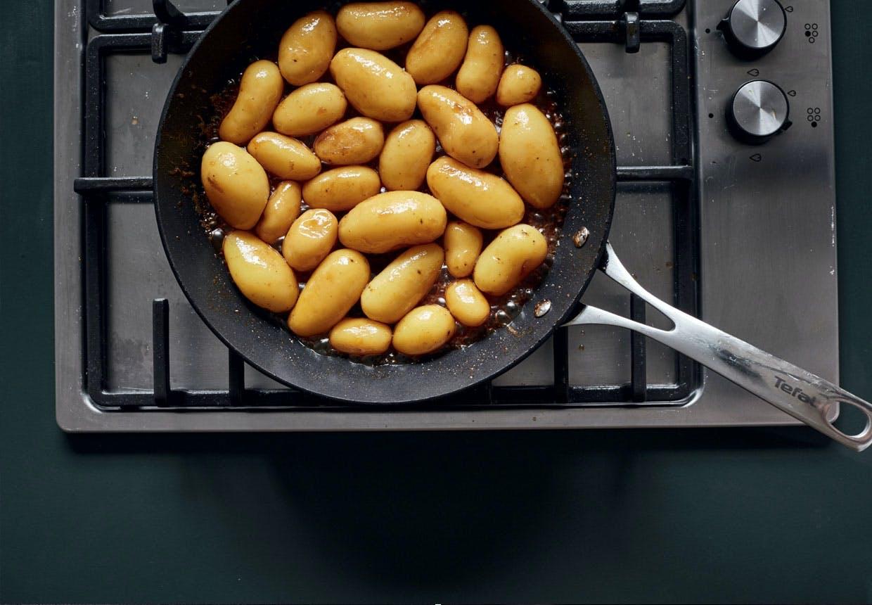 jul julemad brunekartofler kartofler opskrift
