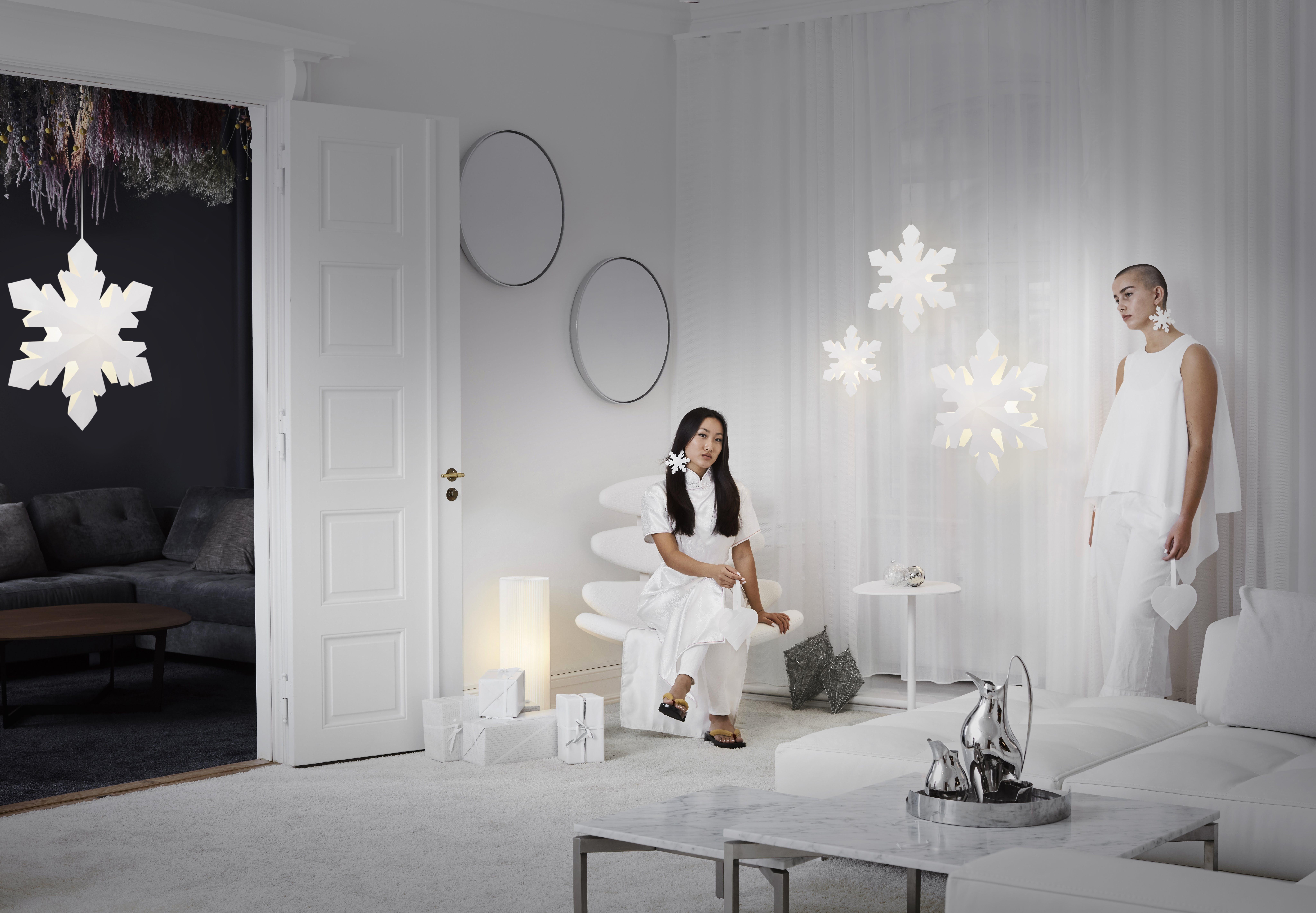 Dette års jule-lampe fra Le Klint