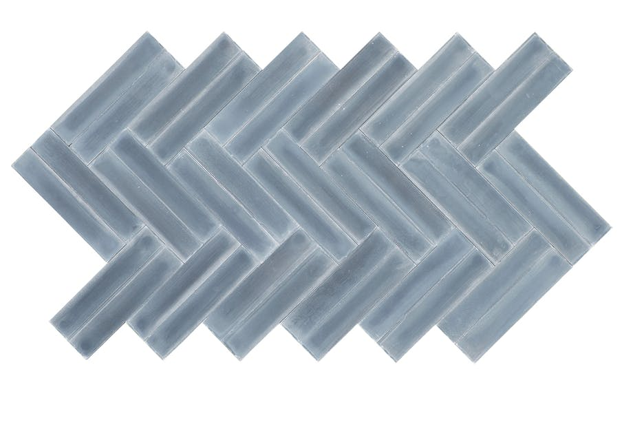 Marokk fliser blue stix i blå nuancer