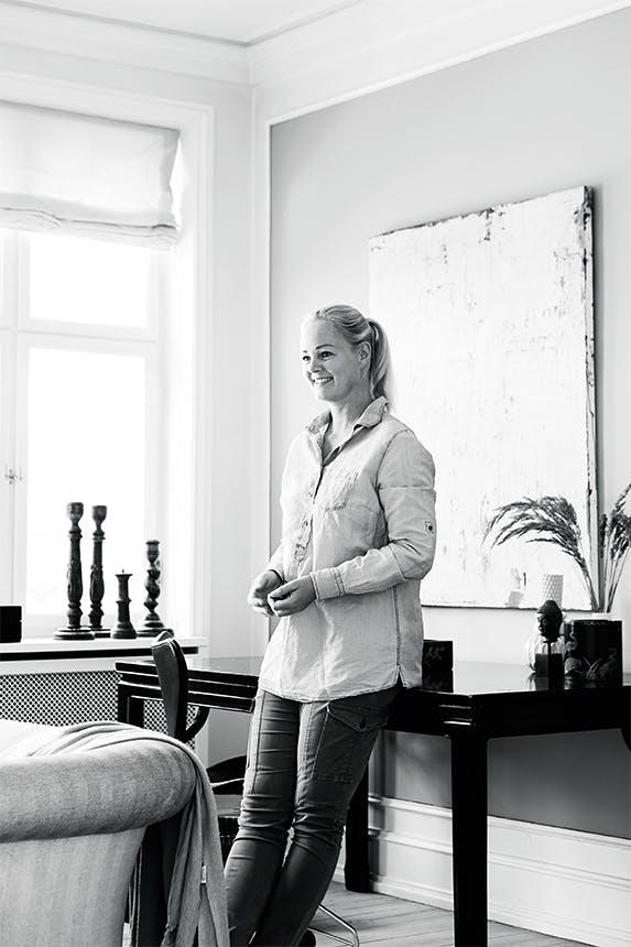 boligstylist og skribent Katrine Martensen-Larsen