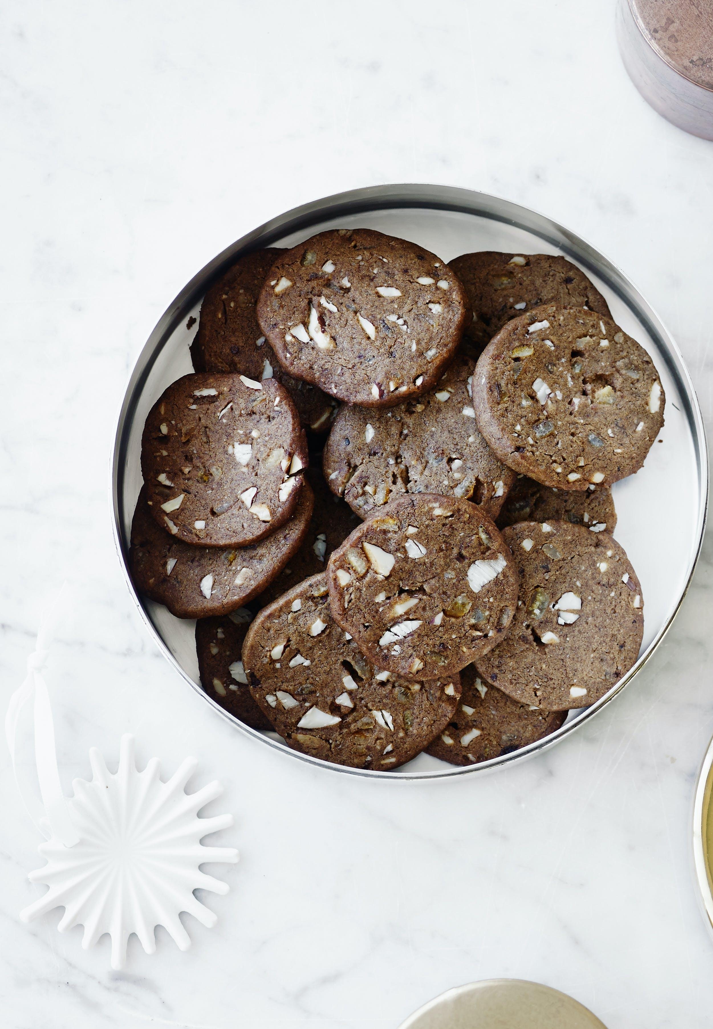 brunkager brunkage jul julebag småkager opskrift