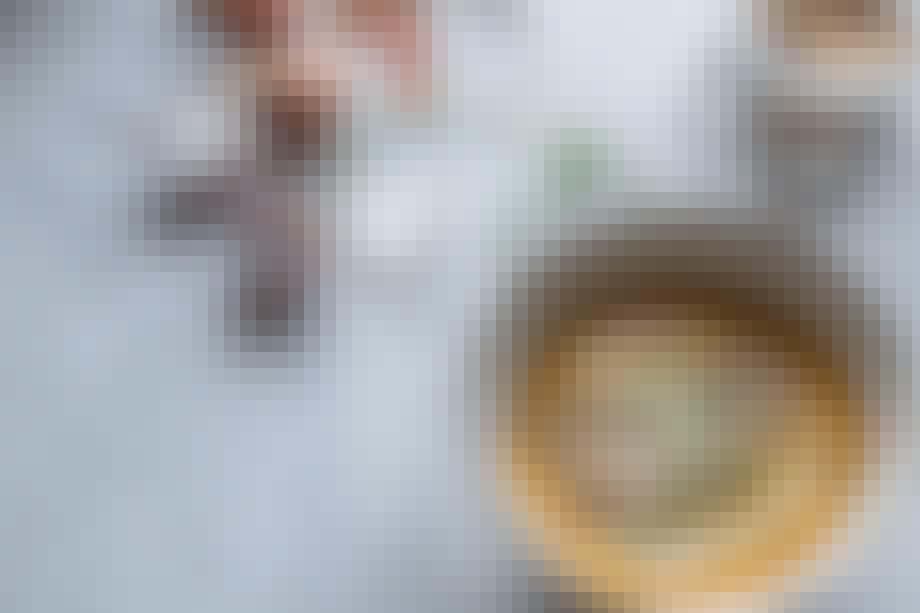 græskarsuppe atelier ea dukkah valnødder suppe