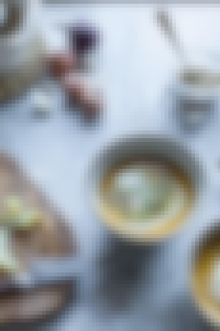 græskarsuppe atelier ea dukkah valnødder suppe græskar