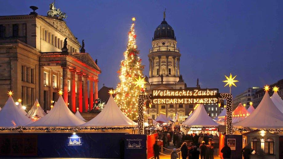 berlin juletur jul juleferie tyskland julemarked hygge gendarmenmarkt