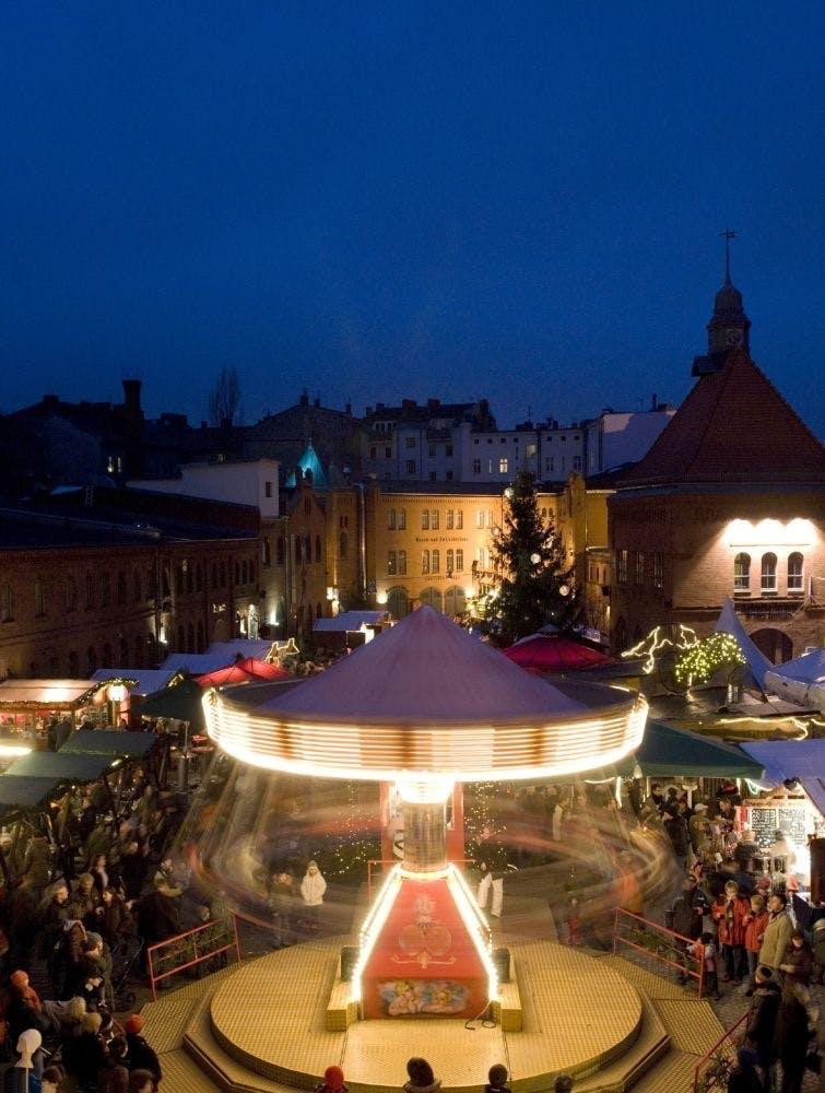 berlin juletur jul juleferie tyskland julemarked lucia