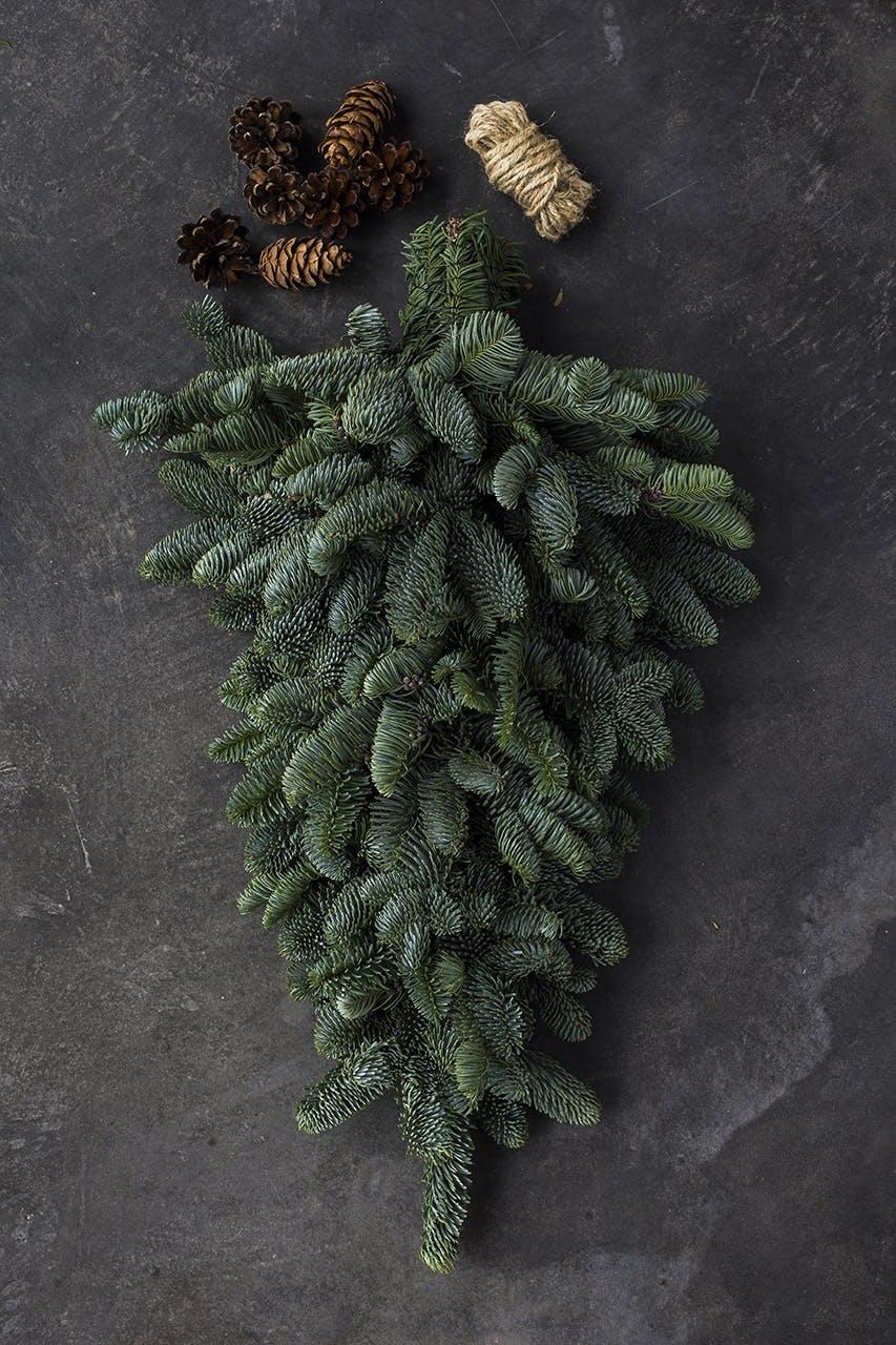 annette von einem jul dekoration til døren opskrift