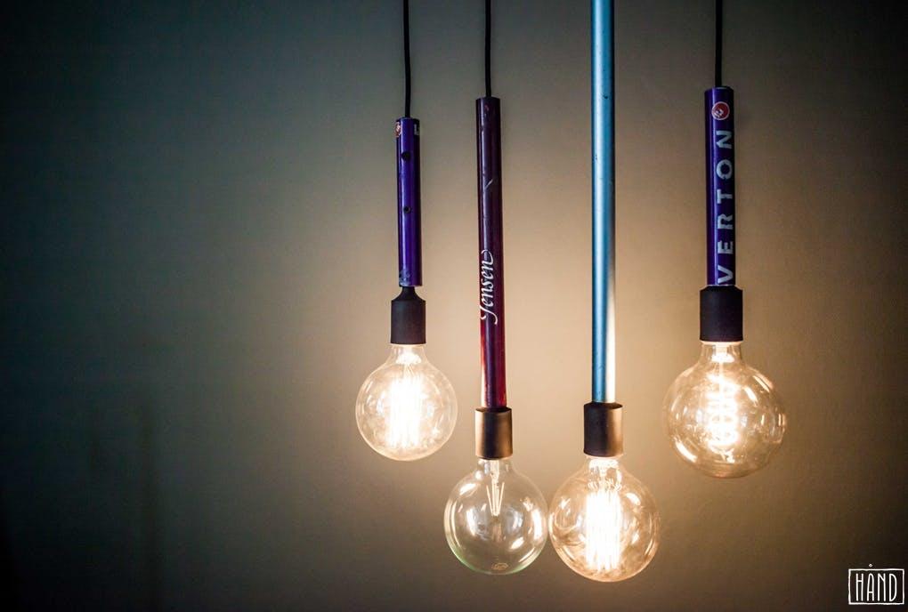 genbrug bæredygtighed københavn cykler lamper