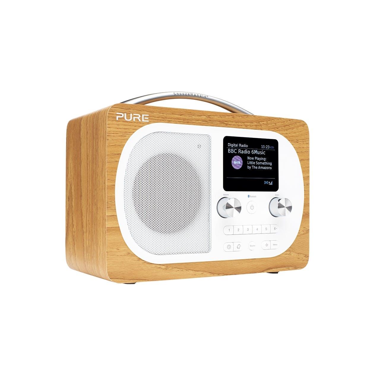 Evoke H4 dab radio Pure
