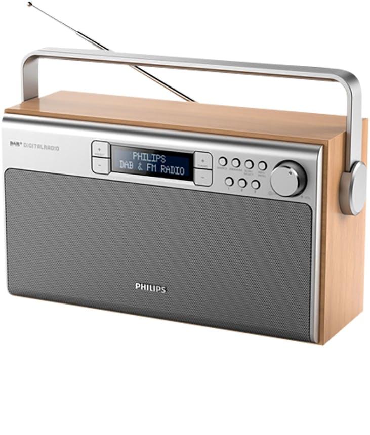 Philips dab radio ae 5020