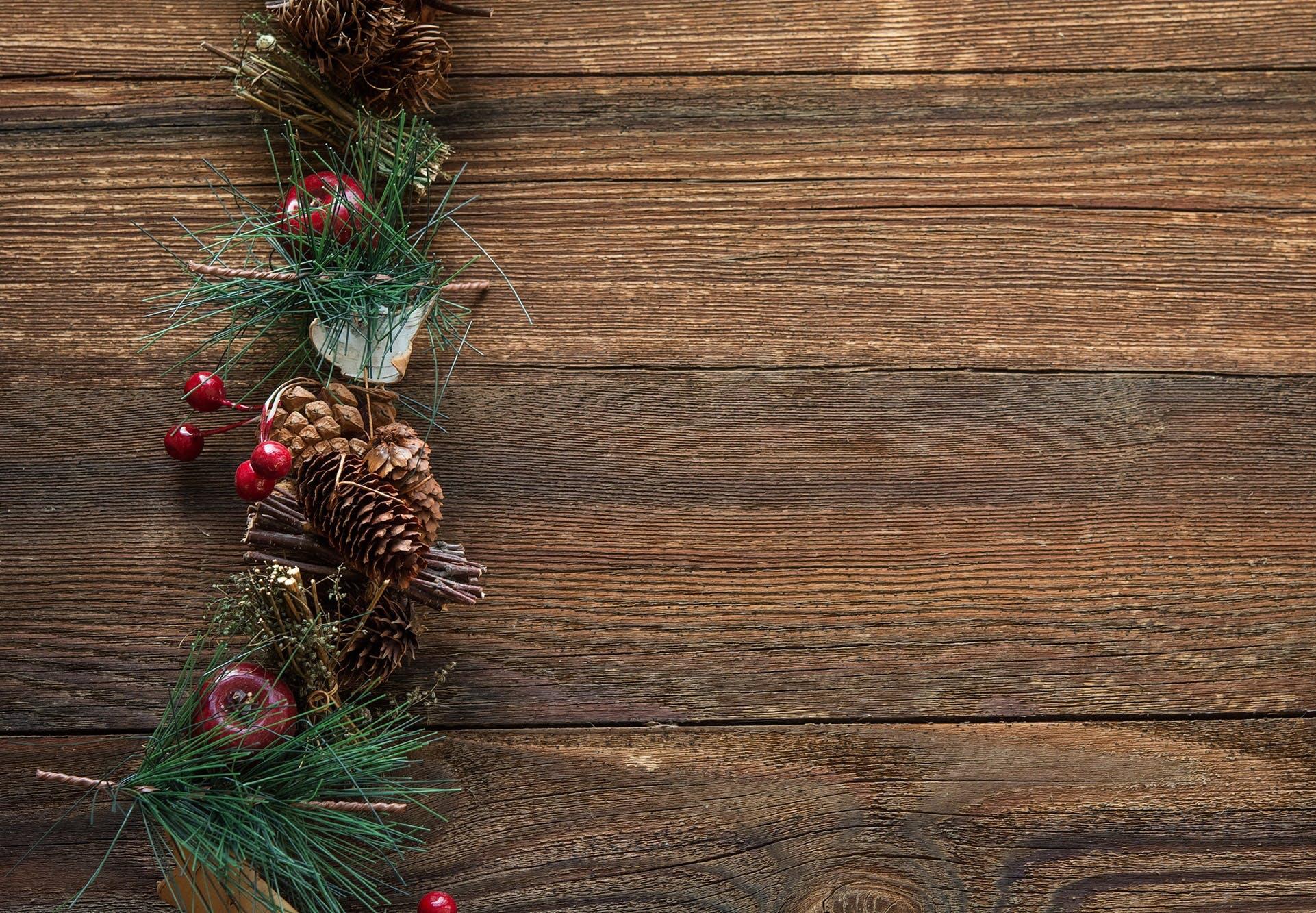 jul juledekorationer duft hygge