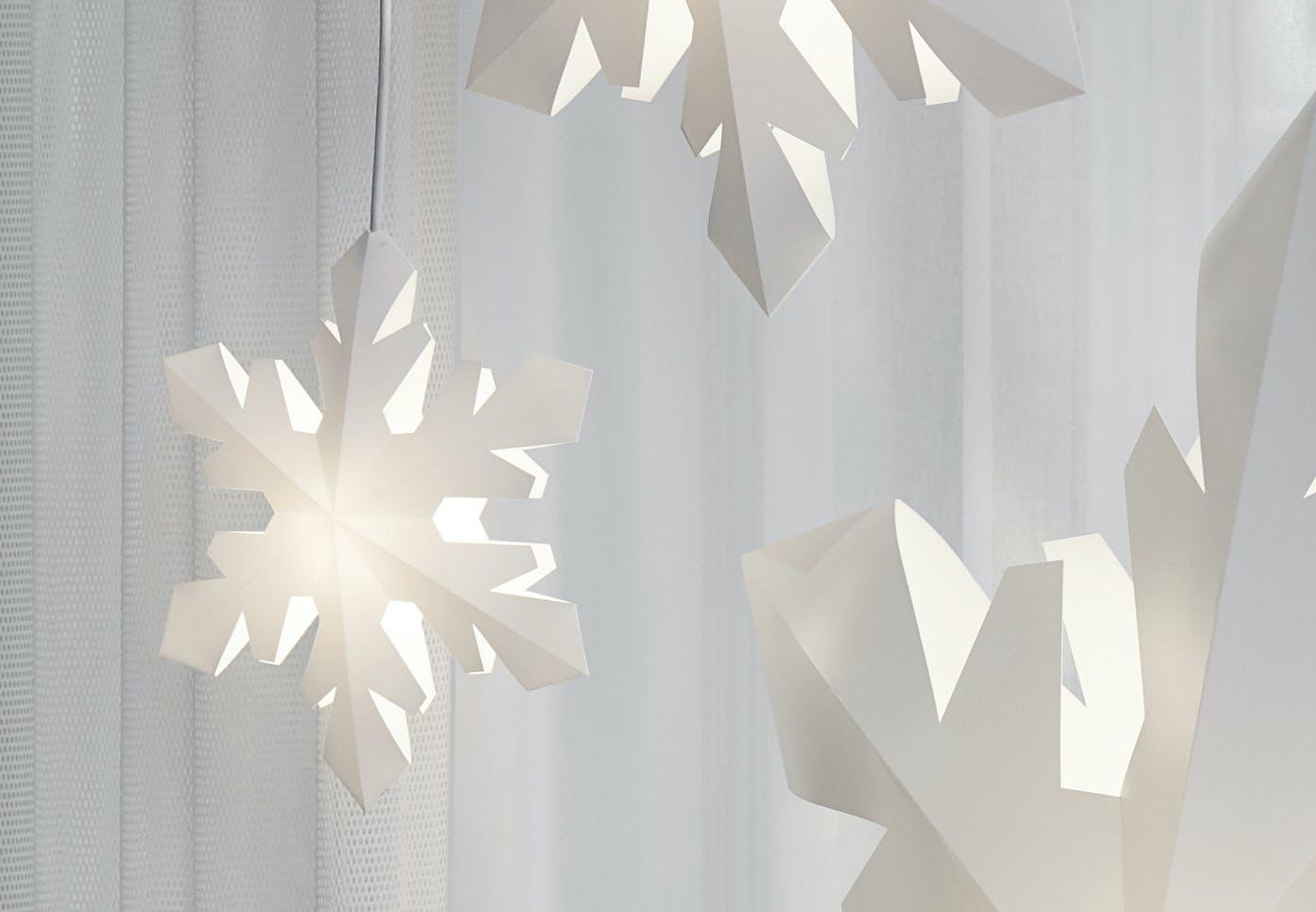 le klint lampe jul snefnug love and light