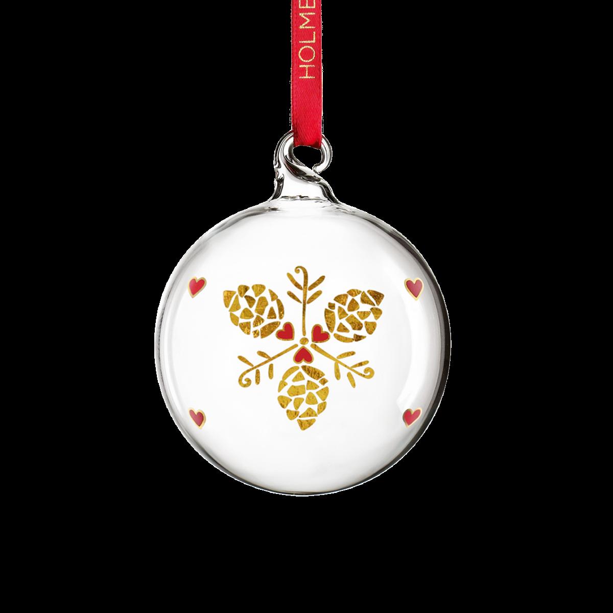 Årets Julekugle anno 2017 er designet af Ann-Sofi Romme