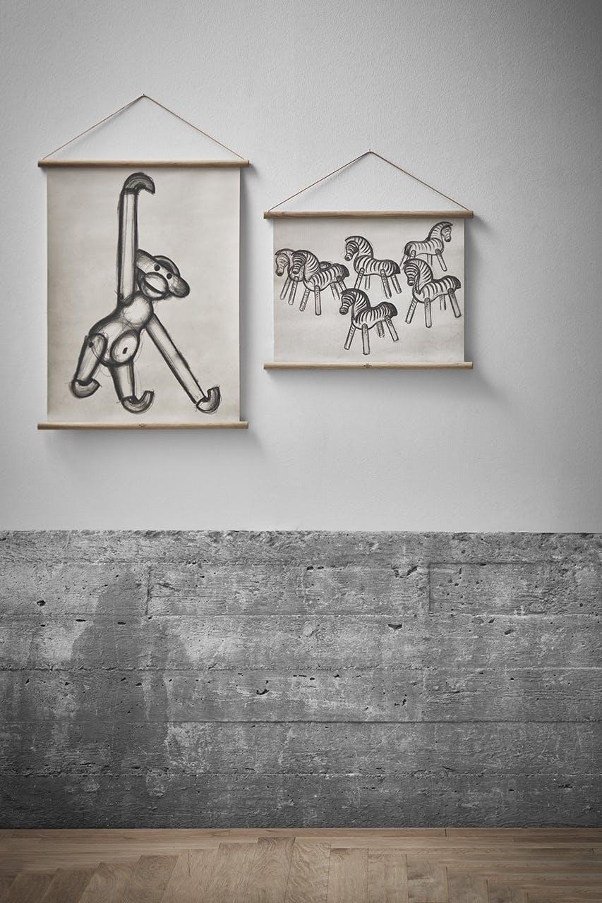 kay bojesen træfigur dansk design abe