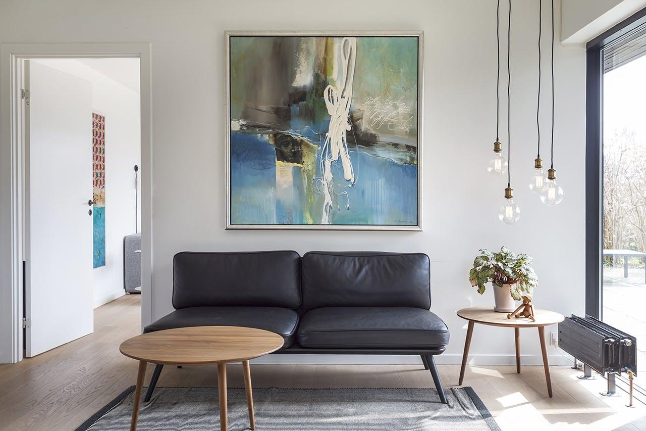 renovering af bolig parcelhus sofa sofakrog