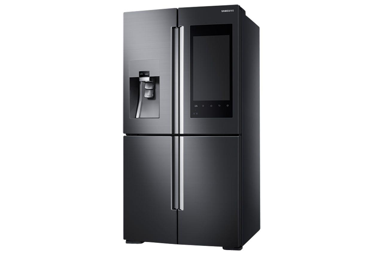 Samsung køleskab med touchskærm