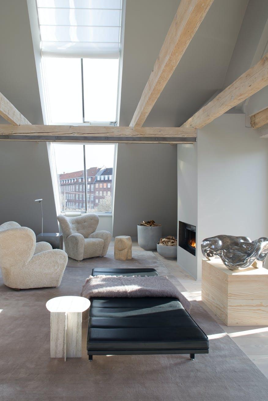 vipp hotel køkken daybed stue