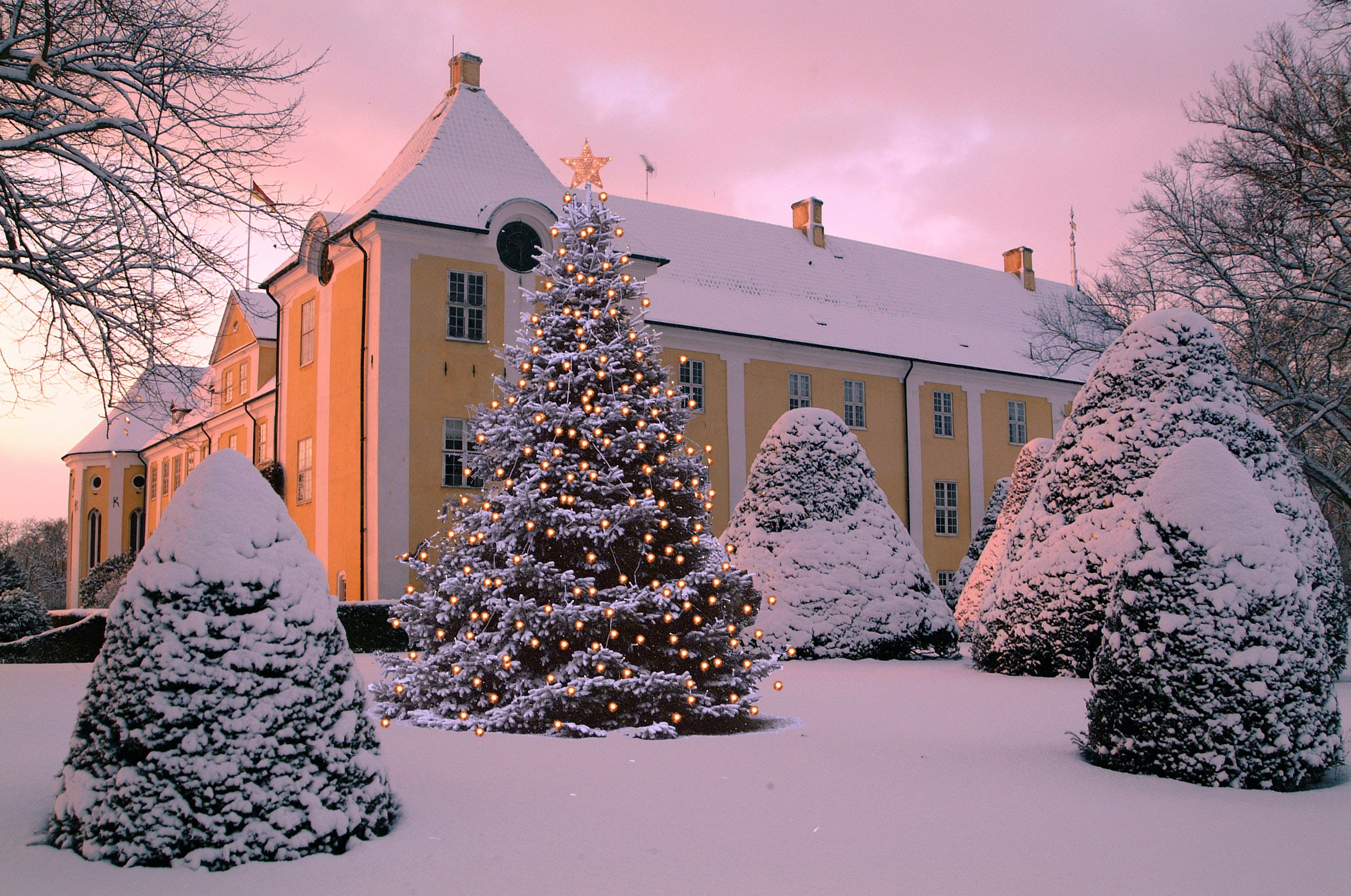 Gavnø Slot julebazar julemarked