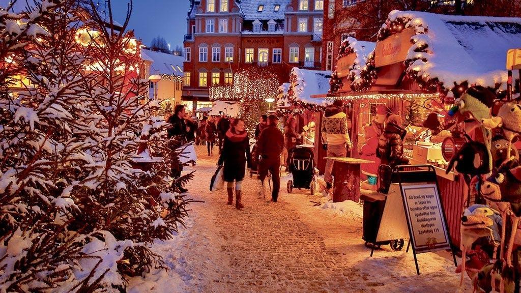 Julemarked Aalborg