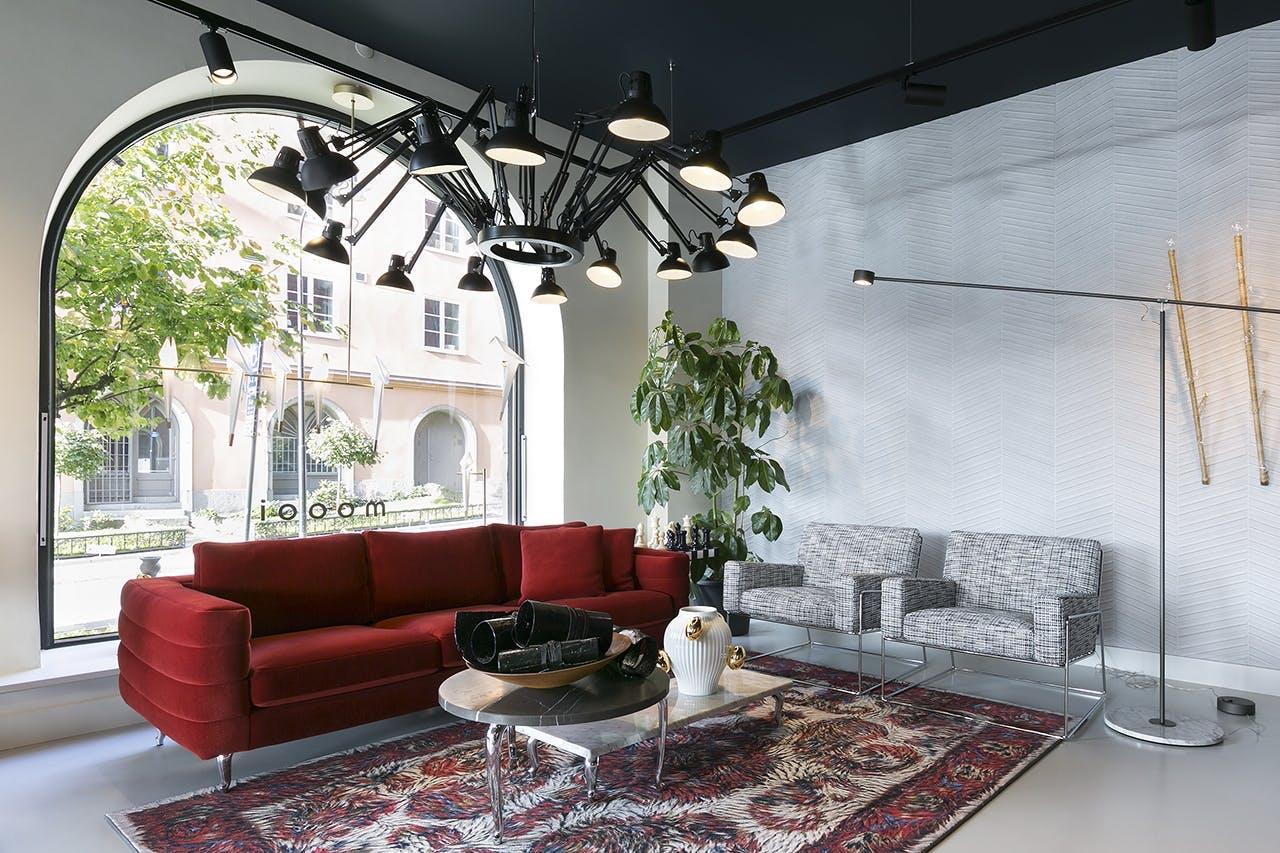 Moooi showroom stockholm