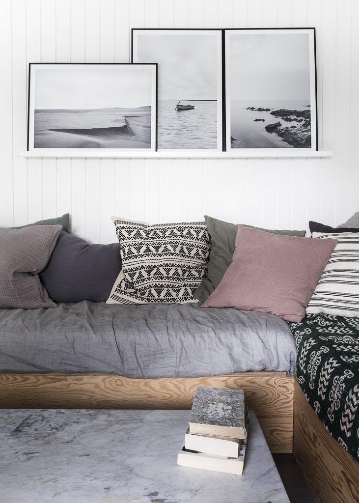 Foto Factory plakater i sort og hvid af natur