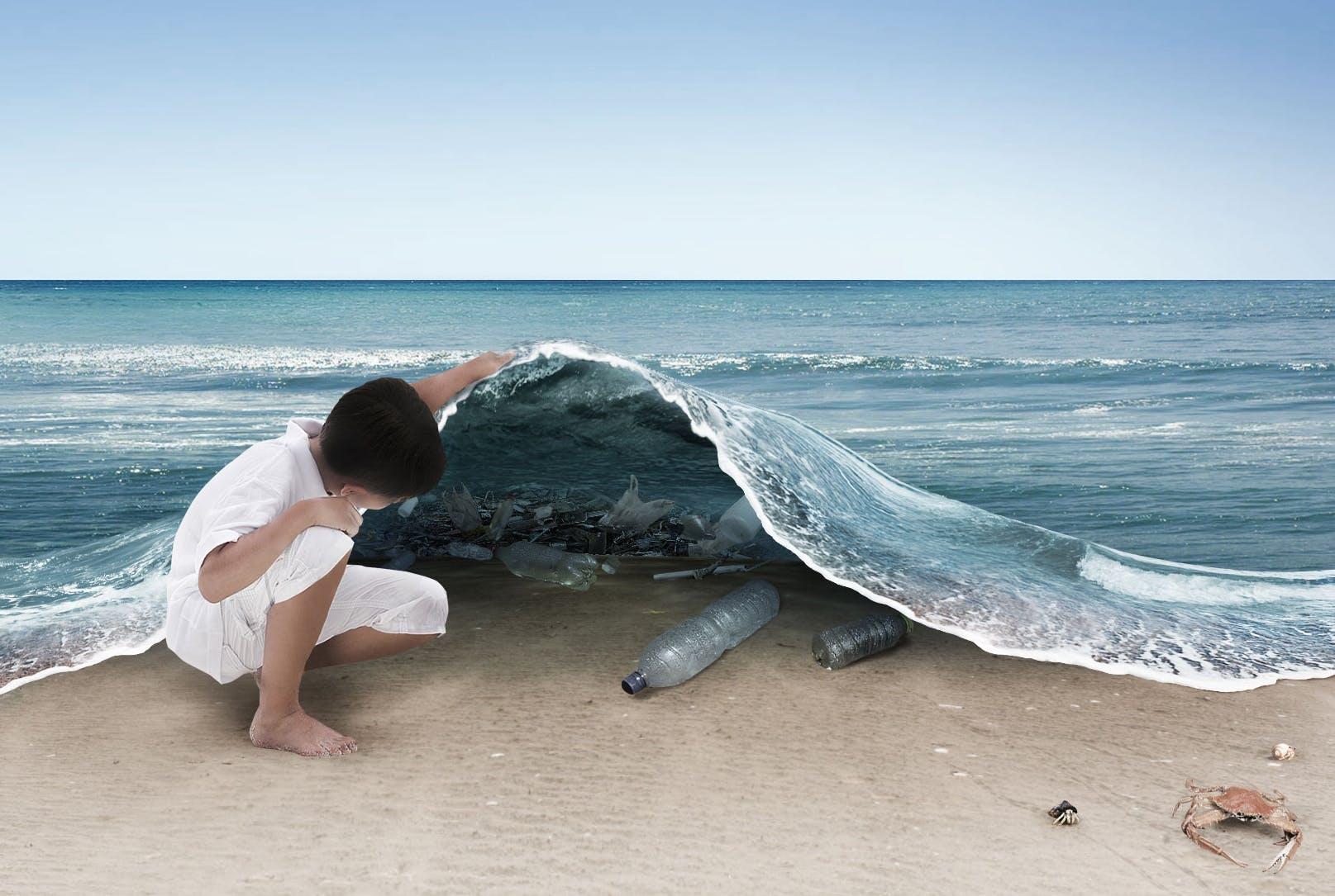 miljø forurening design