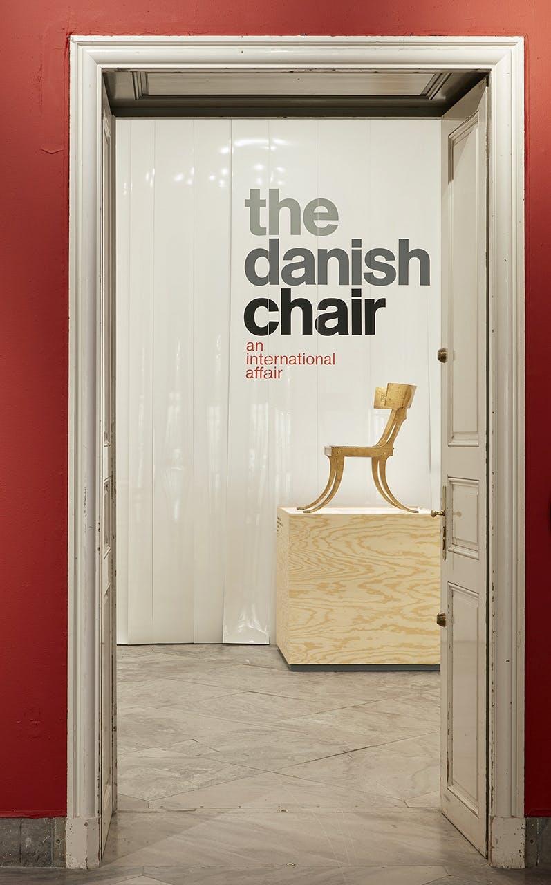 klissosstol abildgaard danish chair