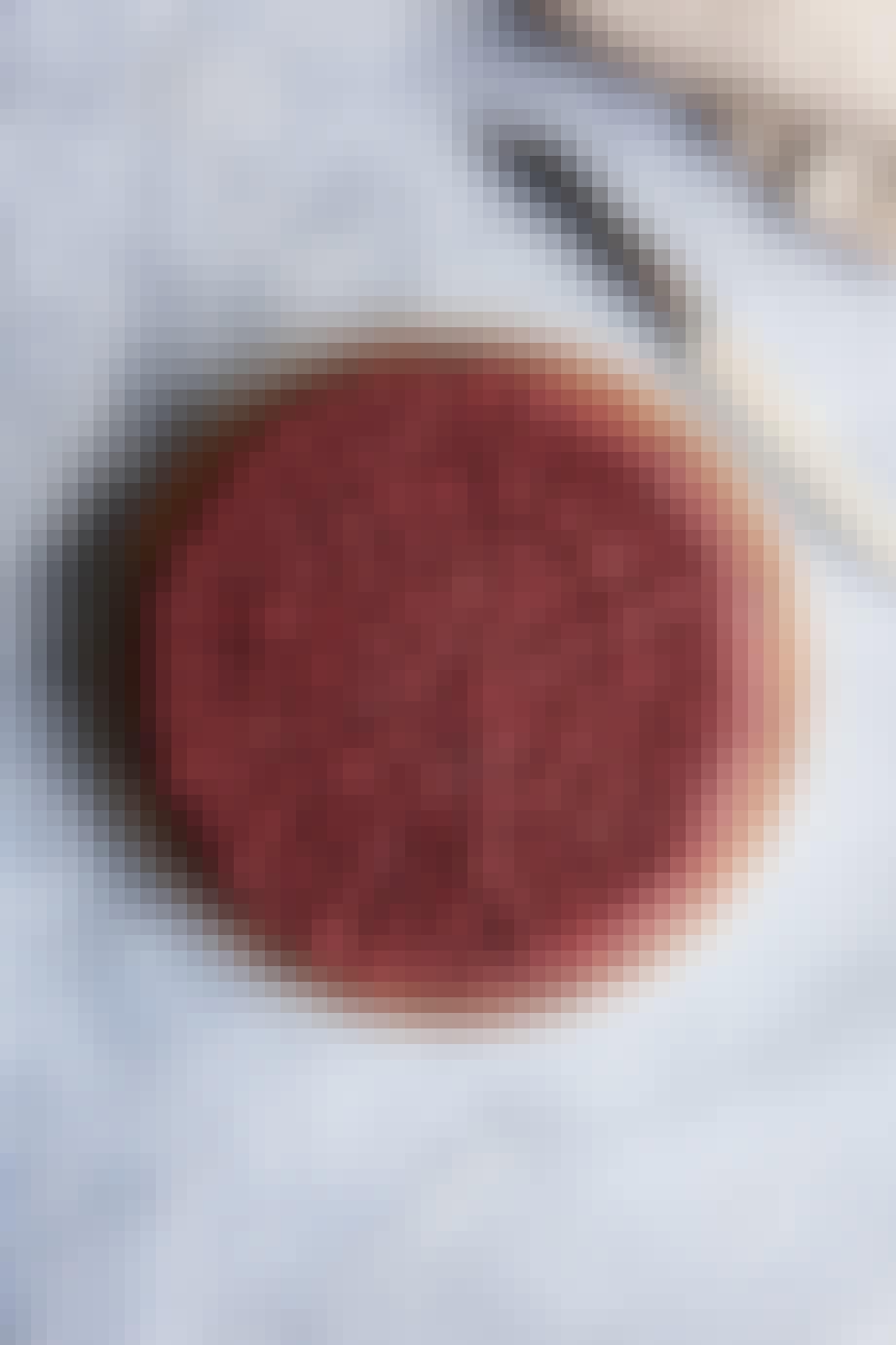 hindbærtærte dessert tærte med frugt