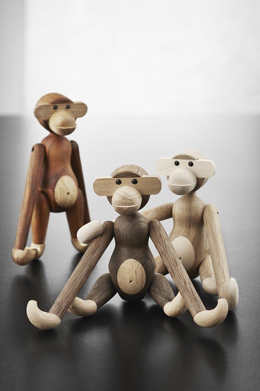 Kay Bojesen abe træfigur