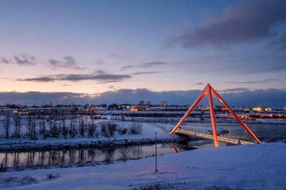 Land of giants islandsk arkitektur