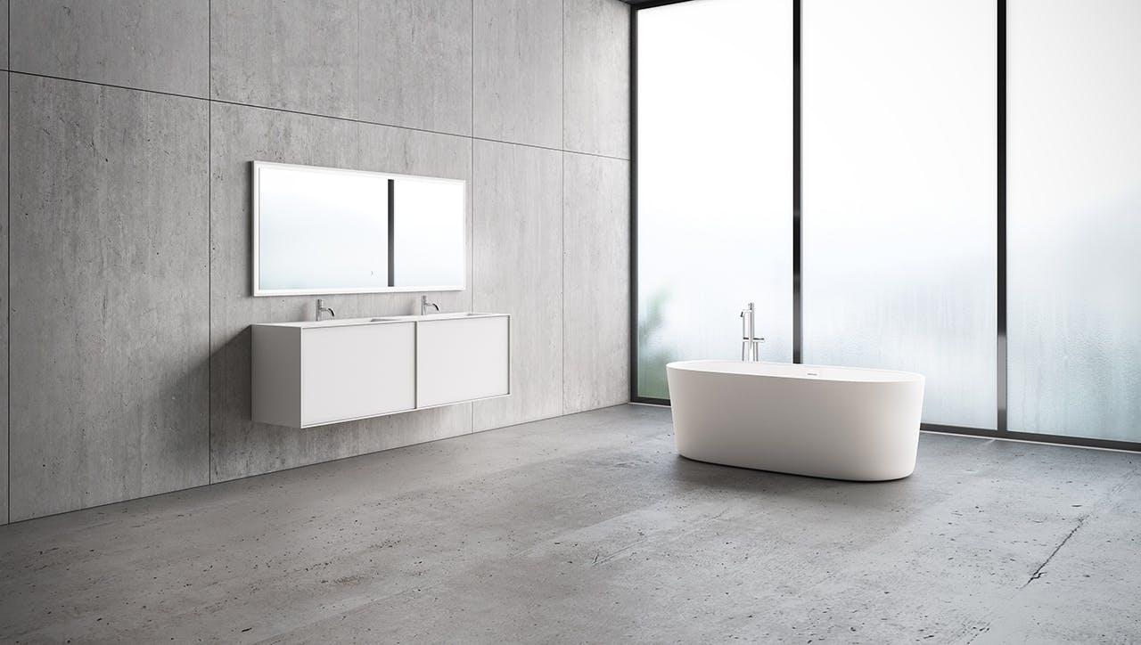 Copenhagen Bath natursten fliser
