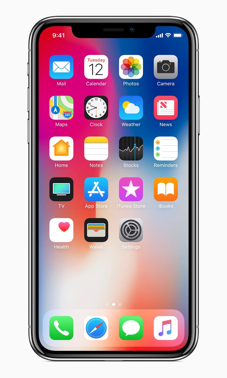 Apple iPhone x pris