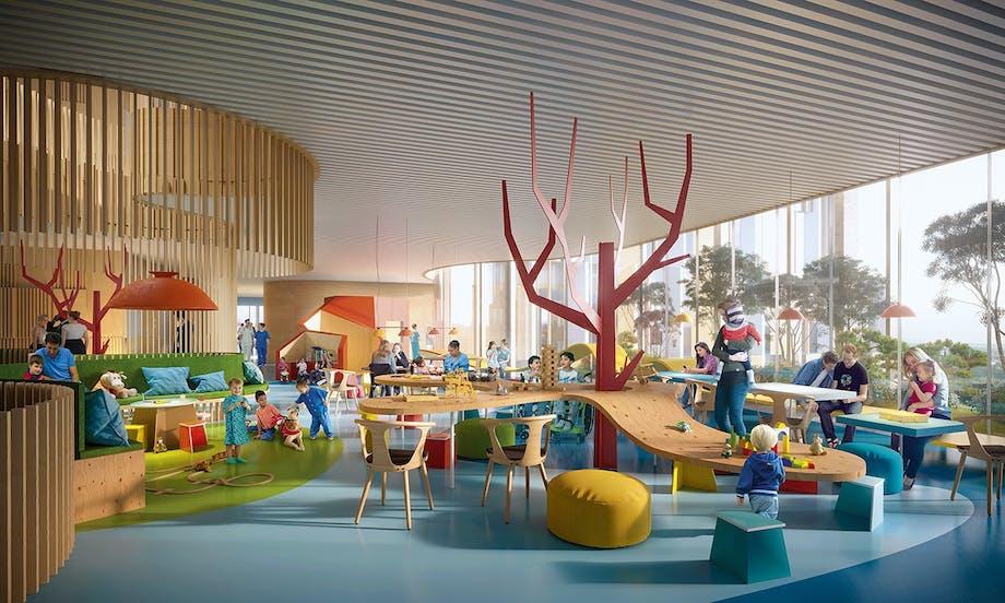 rigshospitalet børneriget